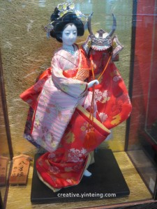 Japanesefigurine