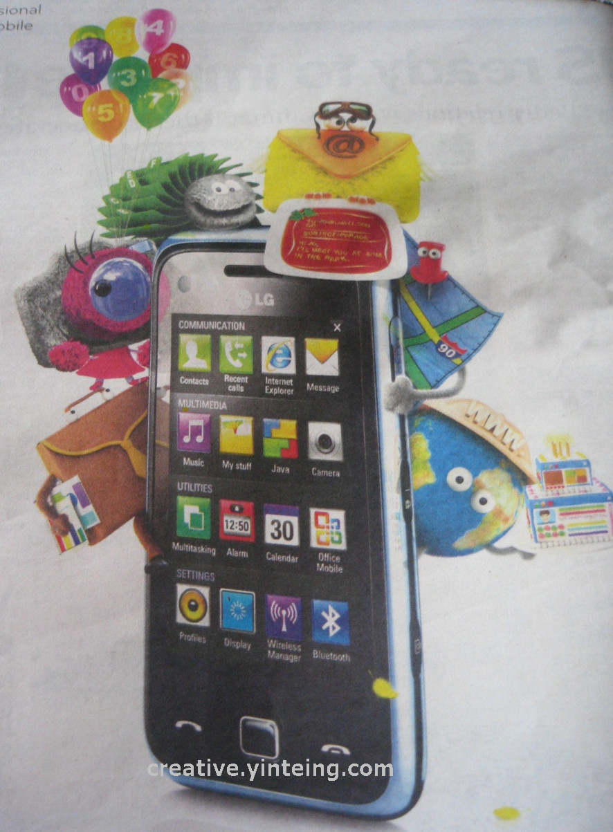 LGphoneAdvert