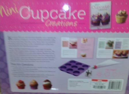 Cupcake Making Toolkit for Kids