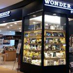 Camera shop display