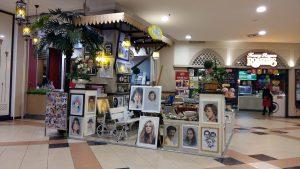 Art shop at Sunway pyramid