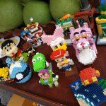 Building blocks similar to Lego