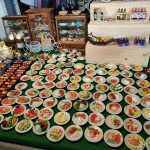 Miniature Thai dishes decoration