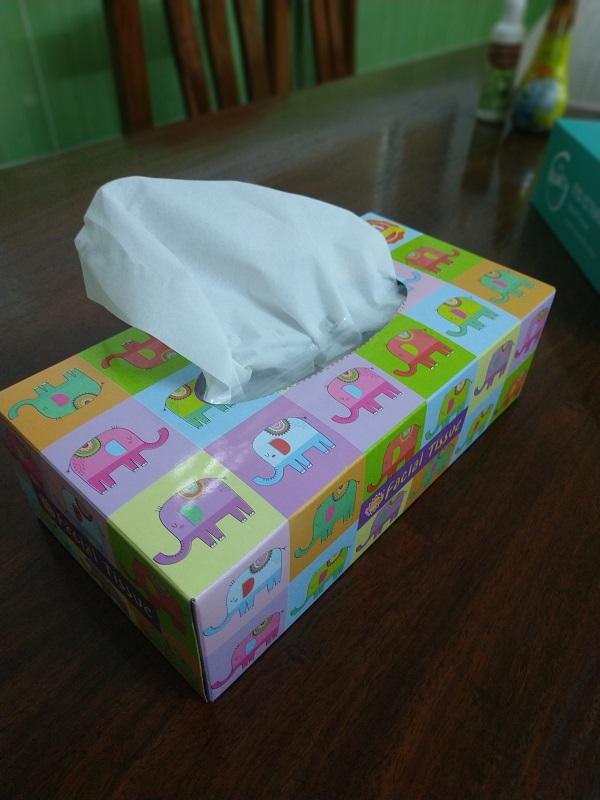 BigC Tissue box